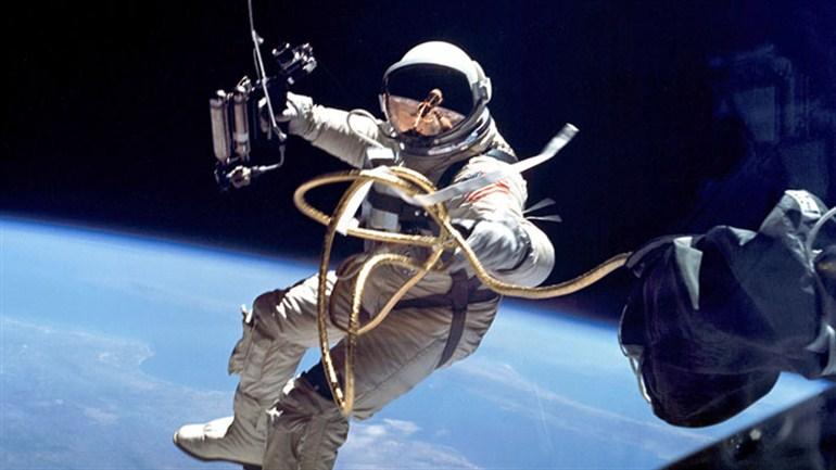 Spacewalk Ucsf Astronaut